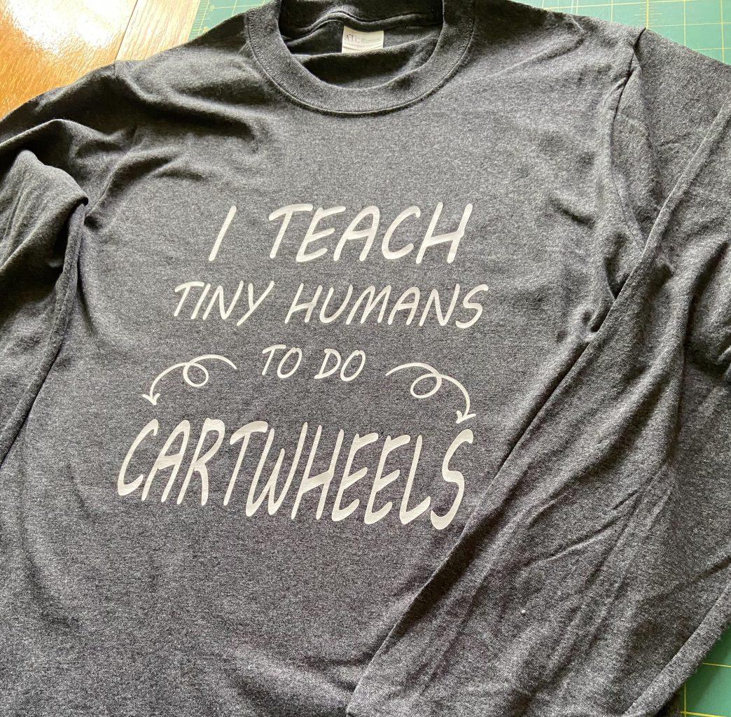Teach Cartwheels